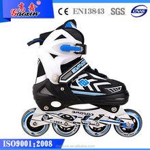 Gx-1407 ragazzi quattro ruote rullo di scarpe da skate