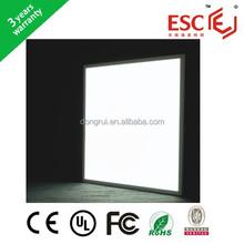 Factory Supply!!!CRI>80 110V-240V 36W 54W 40W 60W 600x 600 led panel light emergency kit