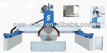 automatic quarry stone cutting machine Laser Bridge block cutter