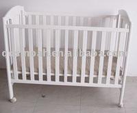 wooden baby cot/ Cot bed/ Baby Crib