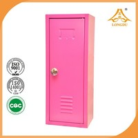 Hot Pink Metal Locker Storage for American Girl doll on sale