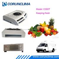 Engine direct driven refrigeration units