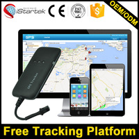vehicle motorcycle gps car tracker with power oil cut-off sos alarm function GT02i