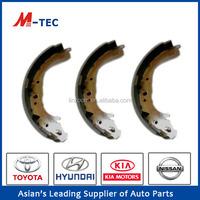 High performance Hino brake shoe 04495-60060 for Jeep 4707