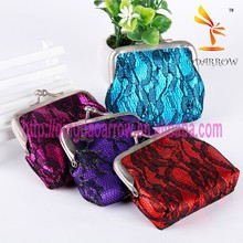 hot selling metal mesh coin purse