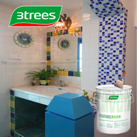3TREES Waterproof Anti-mold, Multiple Color Tile Grout(free sample)