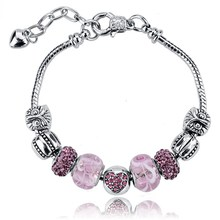 Trending Hot Products Murano Glass Beads Bracelets