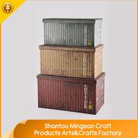 High Grade Home Storage paper square cube storage boxes & bins