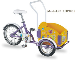 2015 hot sale kids tricycle/cheap kids tricycle/box bike