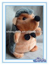 Large Plush Hedgehog Stuffed Animal