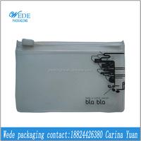 Customized Printed Resealable Ziplock Underwear Bag