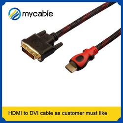 High speed 3 rca to hdmi cable
