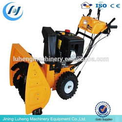 gasoline engine 11hp Snow thrower/ Electric Snow blower 11hp /Snow cleaning machine with GS,CE,EPA,EURO-2