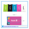 Silicone Card Holder Mobile Phone Holder Wallet Sleeve Stick Adhesive Case
