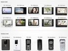 Fábrica mais barato de venda muitos tipos de telefone video da porta vídeo porteiro sistema de intercomunicação campainha intercom