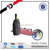 different wine bottle customized insulated cooler in cooler box