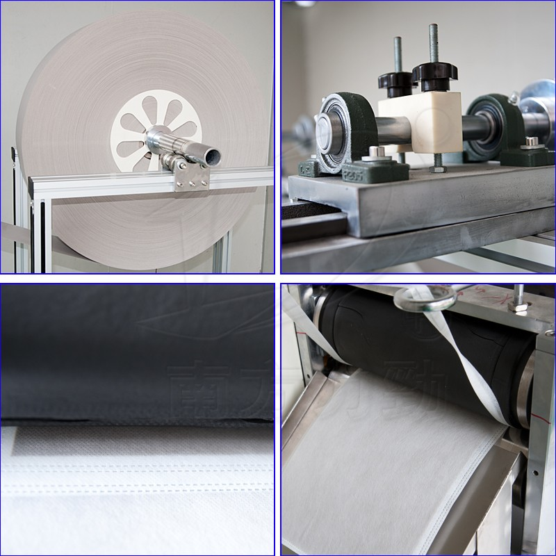 Auto Bag Bottom Pad Making Machine