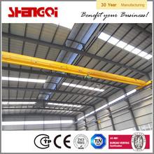 Steel Factory Designed Single Girder 10 Ton Overhead Crane For Kenya