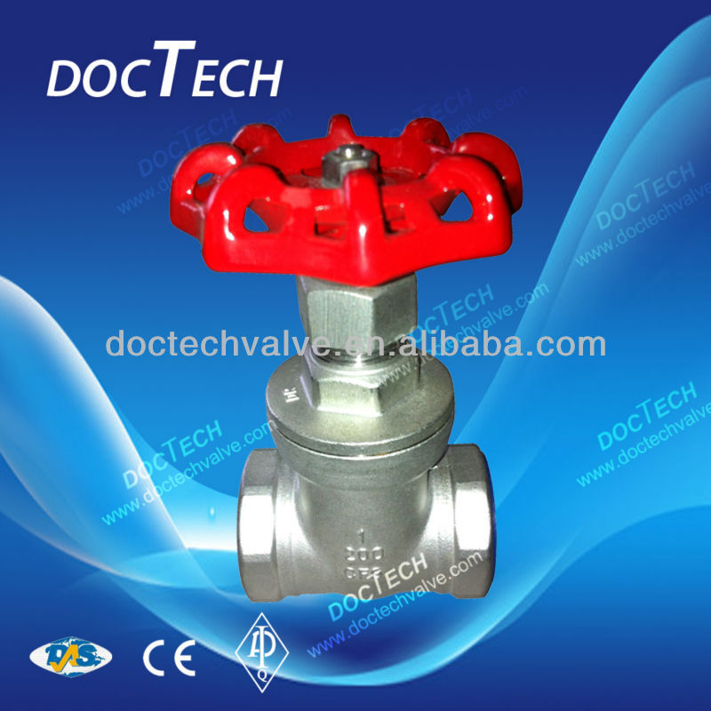 Stem Gate Valve Thread End