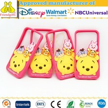 NBCUniversal Audited Factory Price Custom Made Silicone Case for popular 3d Mobile Phone Cover