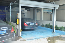 Car Wash Touchless PE-T350 with 3years warranty 90-day return policy rapid washing speed car wash 1minute/car
