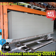 100000 M3 German Technology aac block machine cost