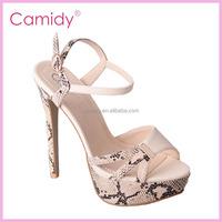 over 12 cm heel girls latest high heel sandals fashion high heel shoe