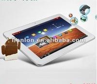 Re-N10 dual sim card slot 3g wifi gps Tablet sanei n10 dual core