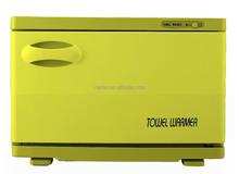 Salon&Spa Towel warmer Towel warmer Cabniet Towel warmer machine UL/CE/PSE-15L in Yellow MPR15B-2S
