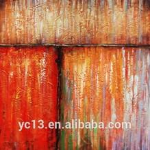 aceite de guangzhou suministros de pintura de estilo abstracto pintura al óleo