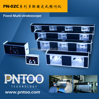 Multi union digital fixed stroboscope measuring tool for food and beverage packaging printing inspection