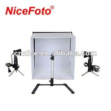 Photo Studio Lighting Tent kit60*60cm Studio Portable light tent kit Photographic lighting kits