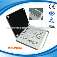 MSLPU34T B mode ultrasound scanner/Portable ultrasound machine