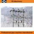 manuacturer centrífuga fiação elétrica da tubulação que faz a máquina