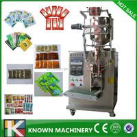 High efficient 1~50ml juice/oil/water/milk packing machine