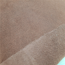 Working glove fabric raw material cow split leather for gloves