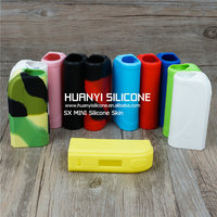 SX mini silicone case new product from HUANYI SILICONE to hot selling factory price 100% silicone make