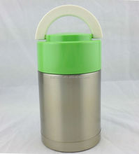 Stainless steel 18 8 Vacuum Food Container cooking lunch box 1000 ML