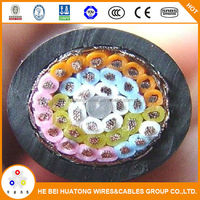 pvc insulated 450/750V low pricing Copper rated voltage control cables