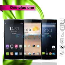 5.5inch Big Screen Dual Sim Mobile Phones Oneplus One Android4.3 Quad Core Dual Camera