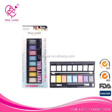 2015 wholesale cheap makeup kids shadow palette best shining eye shadow
