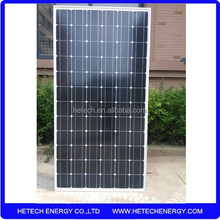 2 units of mono crystalline 200 watt solar panel 400 watt solar panel