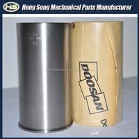 Doosan 220-5 excavator parts DB58T engine cylinder piston liner kit 65.02501-0562