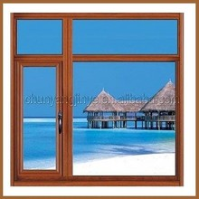 Most popular pvc window
