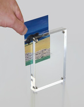 2015 hote sell online shop acrylic photo frame from factory directly