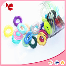transparent hair ties band elastic baby hair band