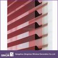2015 nuevos diseños modernos ventanas ciegos cebra / cortina de China