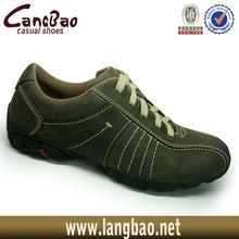 The American brown style series men shoes 521-2