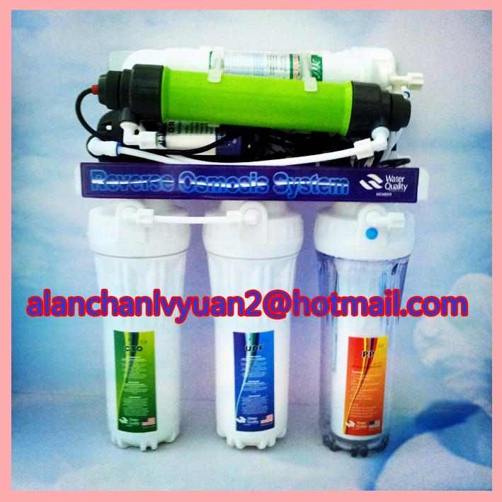 6 stage uv water filter precios de filtros de agua - Filtros de agua domesticos ...