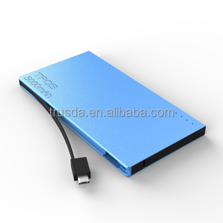 Newest Credit Card Super Slim 10000mah Promotional Polymer Power Bank ...